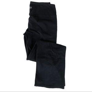 GapFit Women's Yoga Pants Flare Black Size M